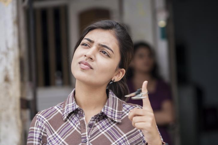 Nazriya in Om Shanthi Oshana