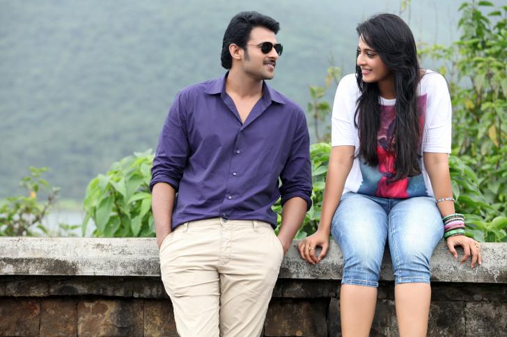 Mirchi Telugu Movie Wallpapers And Stills Prabhas And Anushka In