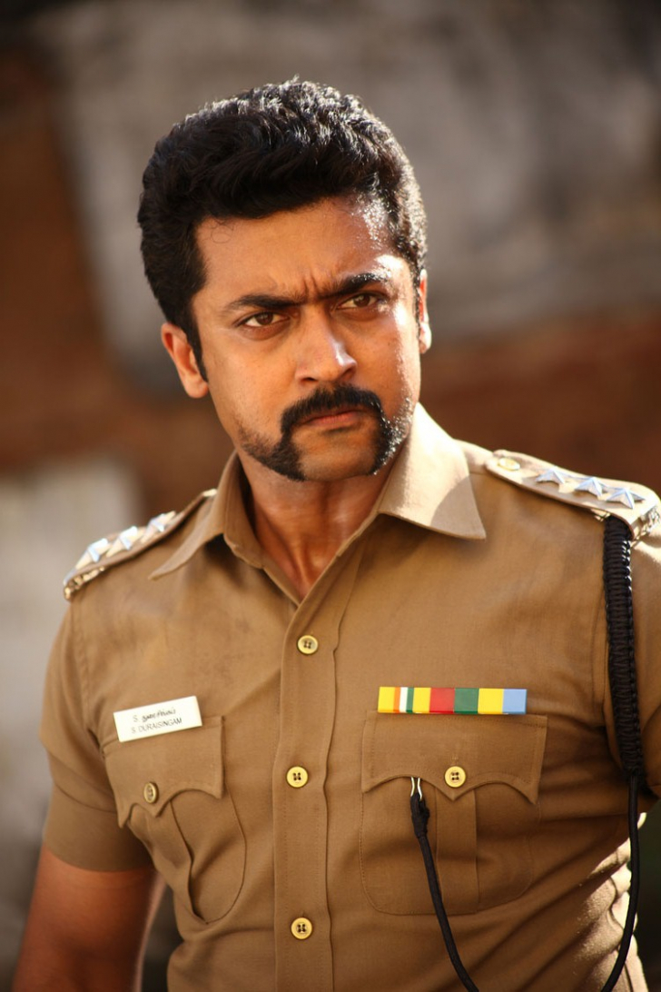 Singam Surya Wallpapers Surya in Singam 2