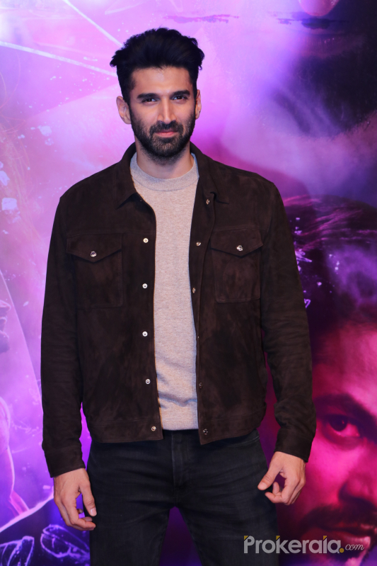 Actor Aditya Roy Kapoor at Special Screening of Malang