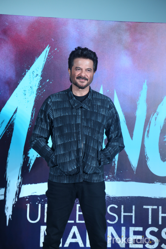 Actor Anil Kapoor in  Trailer launch of film Malang at pvr juhu.