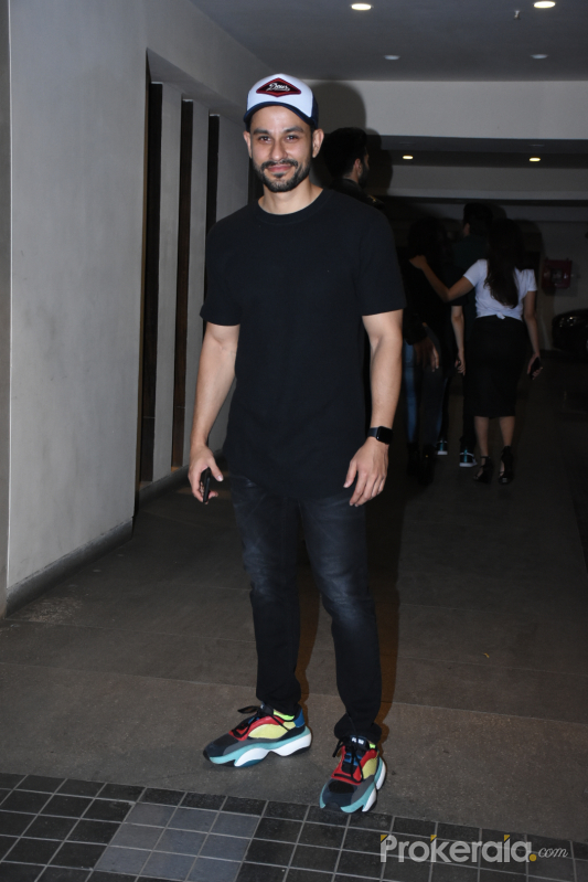 Actor Kunal Khemu at his house in bandra