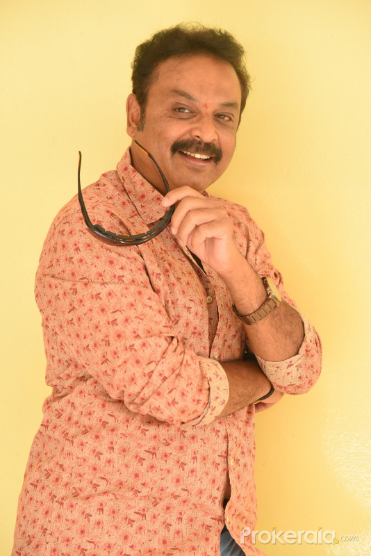 Actor Naresh During the Photoshoot.