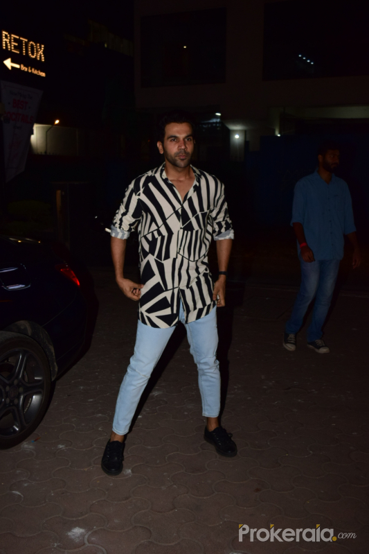 Actor Rajkumar Rao at wrapup party of film family Man 2