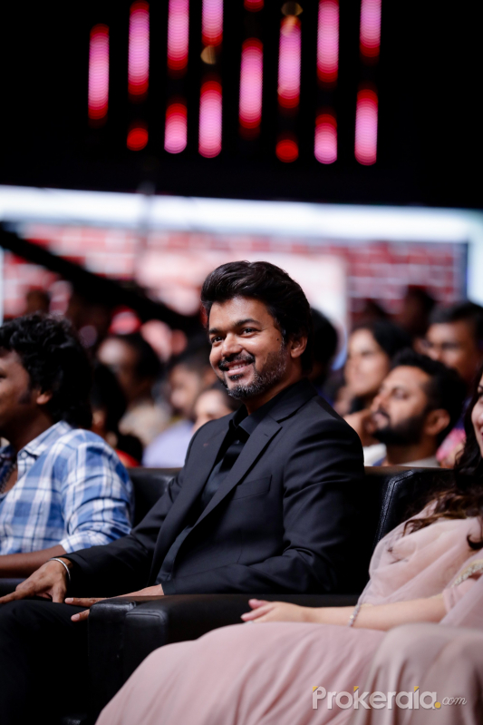 Actor Vijay at Master Audio Launch Event