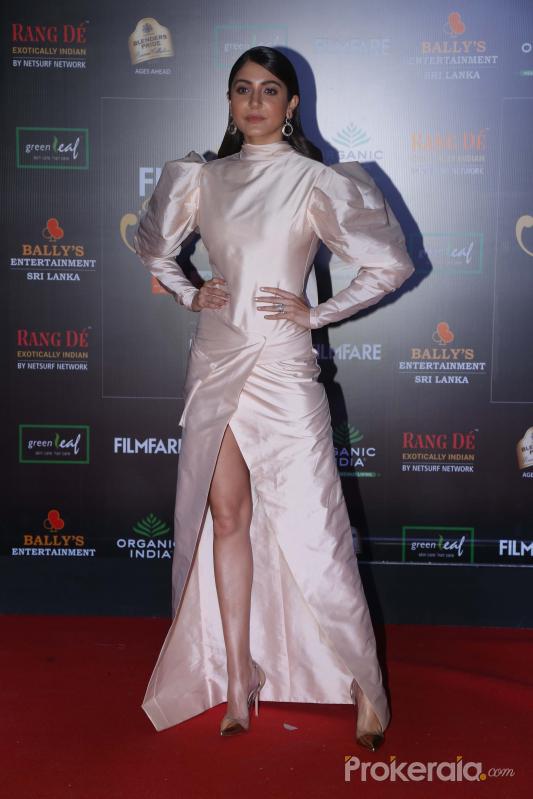 Actress Anushka Sharma in Filmfare Glamour And Style Awards 2019.