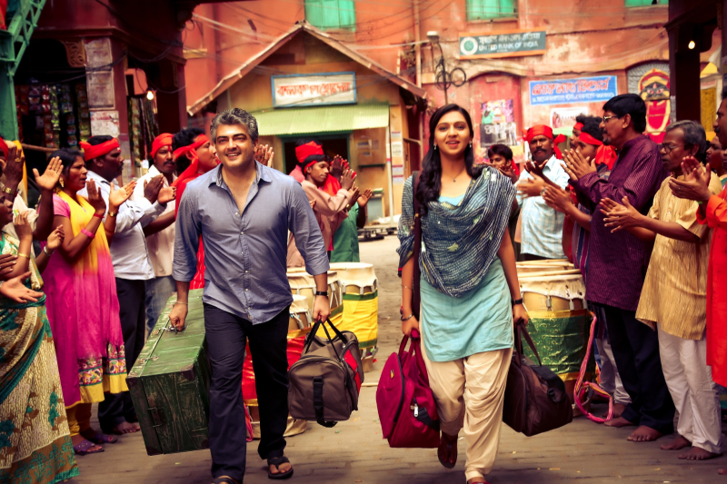Vedhalam Movie Wallpapers, Posters & Stills