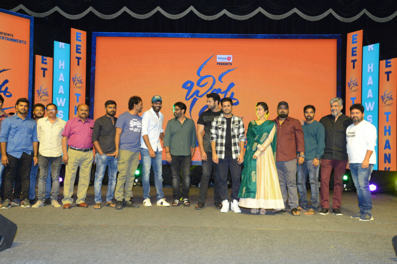 Bheeshma Movie Events Photos