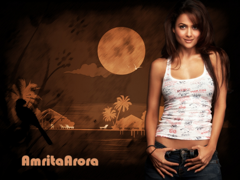 Amrita Arora Wallpaper #1