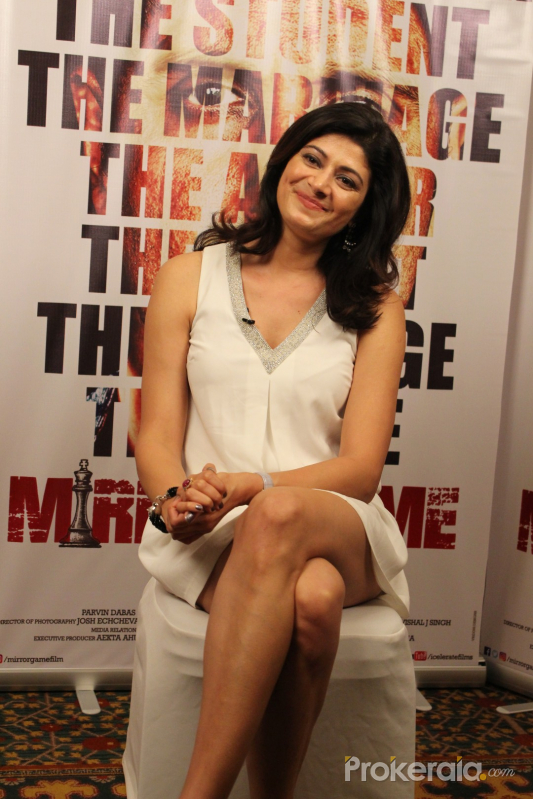 An Exclusive Interview For Film Mirror Game