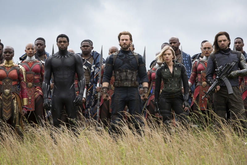 'Avengers' is a work of overpowering arrogance with Raavan-like super-villain