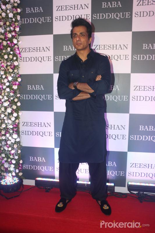 Baba Siddiqui iftaar party