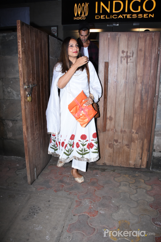 Actress Bipasha Basu  seen at bandra