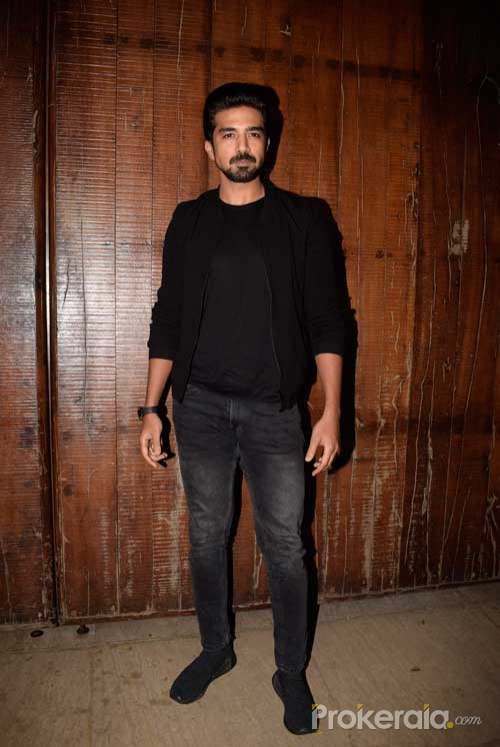 Bobby Deol birthday party at his home