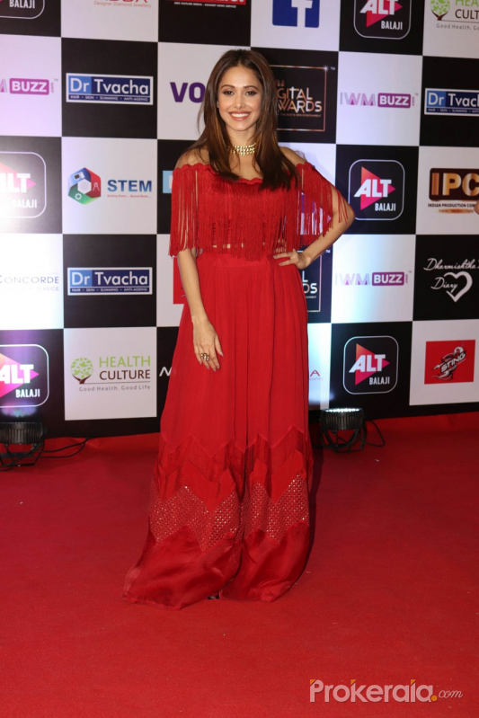 Bollywood And Telly Industry Attend Digital Awards Function