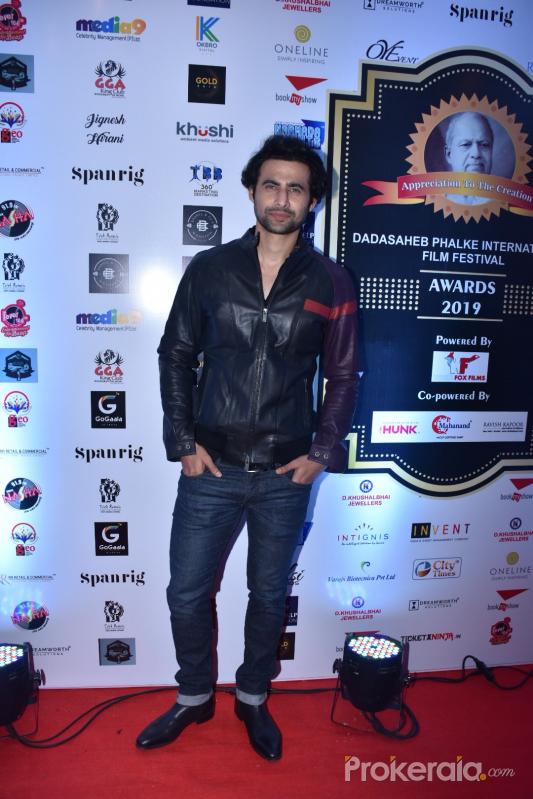 Dada Saheb Falke Awards Red Carpet