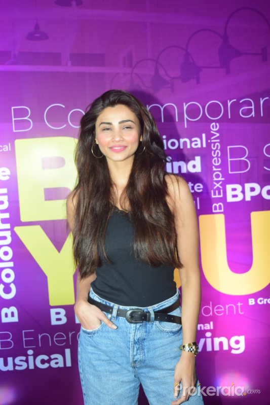 Daisy Shah At India's FIRST-OF-IT'S-KIND dance event, Reality in Reality