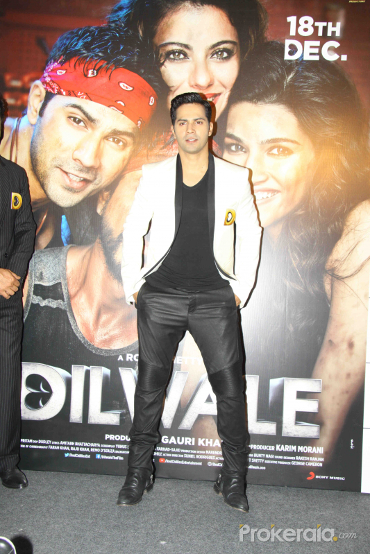 Dilwale  movie Trailer Launch Stills