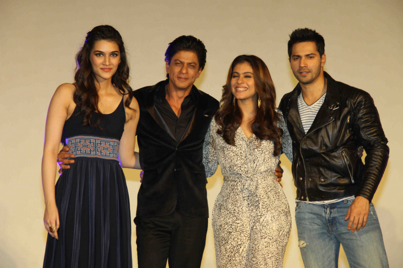 Dilwale song Gerua launch function still
