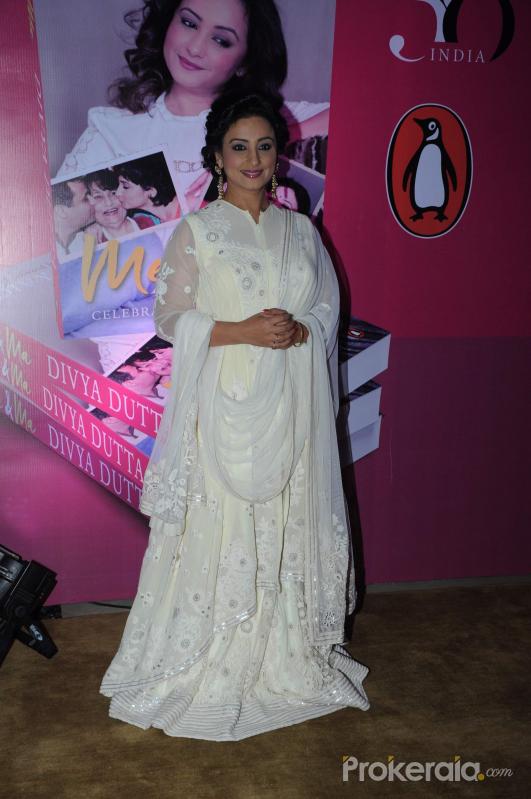Divya dutta book launch
