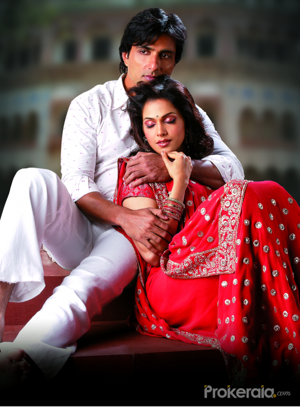 Eesha Koppikhar and Sonu Sood Still # 12