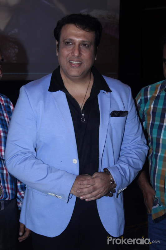 First Look and Music Launch Of Film Kaun Mera Kaun Tera With Govinda