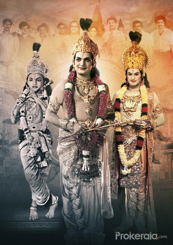 'NTR Kathanayakudu': Biopic is a letdown