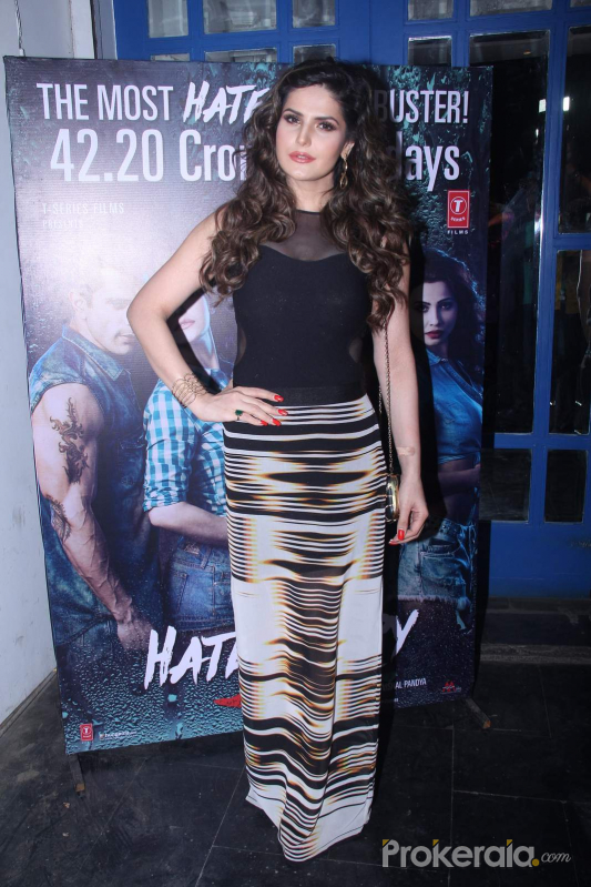 Hate Story 3 movie Success meet Still