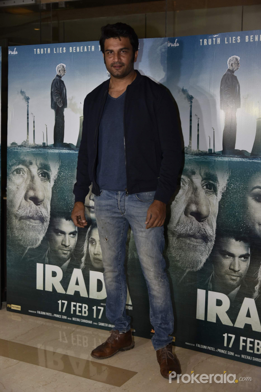 Irada movie Premiere