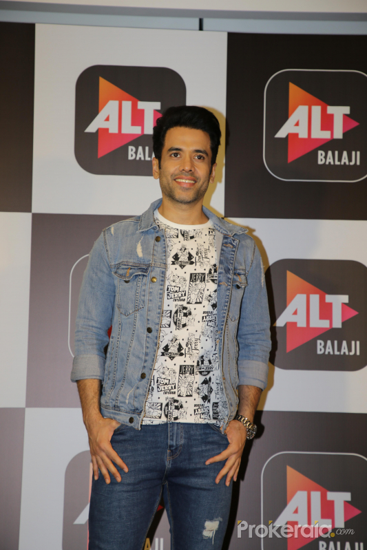 Launch of Alt Balaji's new web series Booo Sabki Phategi