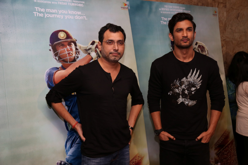 Launch Of Har Gully Mein Dhoni