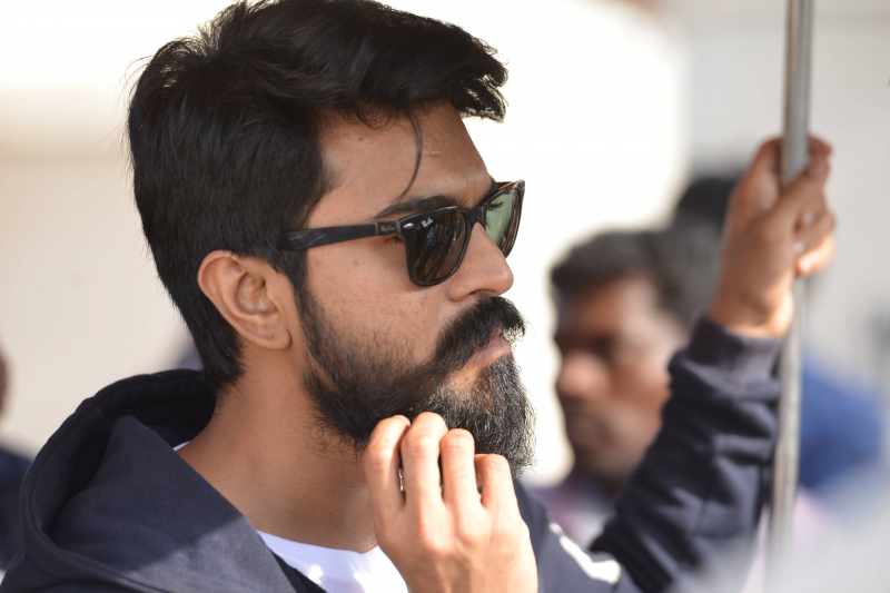 Mega Powerstar Ram Charan new photo