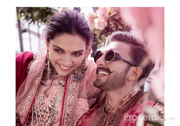 Deepika Padukone has all of Ranveer's heart..
