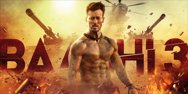 Movie Baaghi Tailer Released Poster