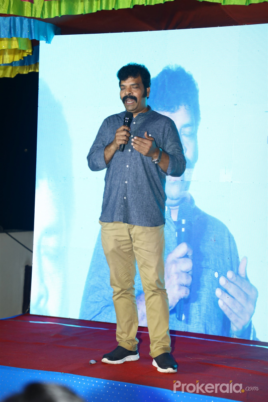 Ravi Mariya join Yaanai movie poster launch function