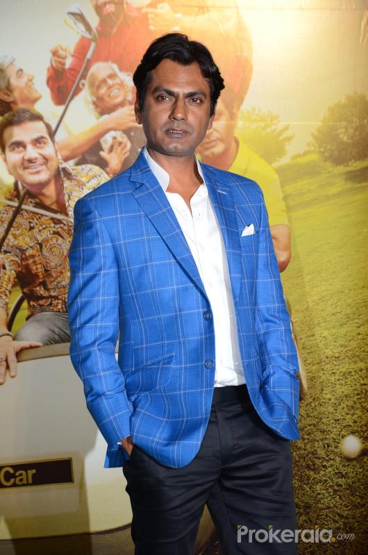 Nawazuddin Siddiqui  @ Freaky Ali movie Trailer Launch Programme