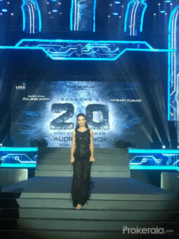 2.0 Music Launch at Dubai