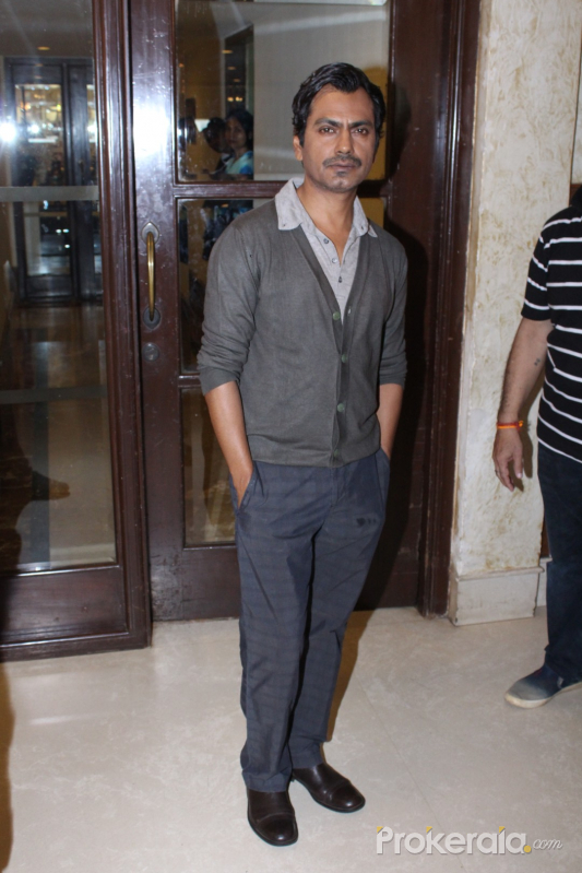 Nawazuddin Siddiqui At The Press Conference Along With IFTDA (Indian Films & Tv Directors Association) - Photos