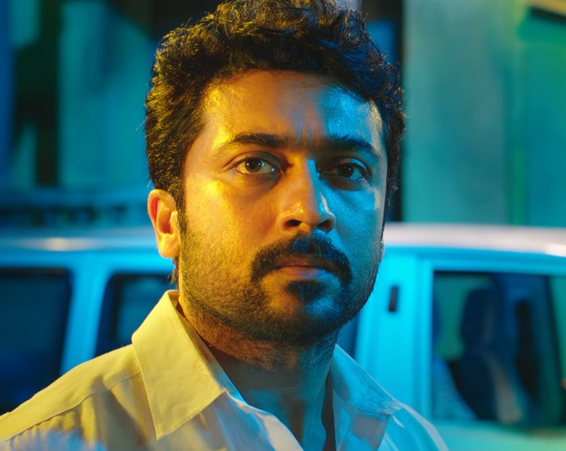 NGK: Nanda Gopalan Kumaran  movie new still