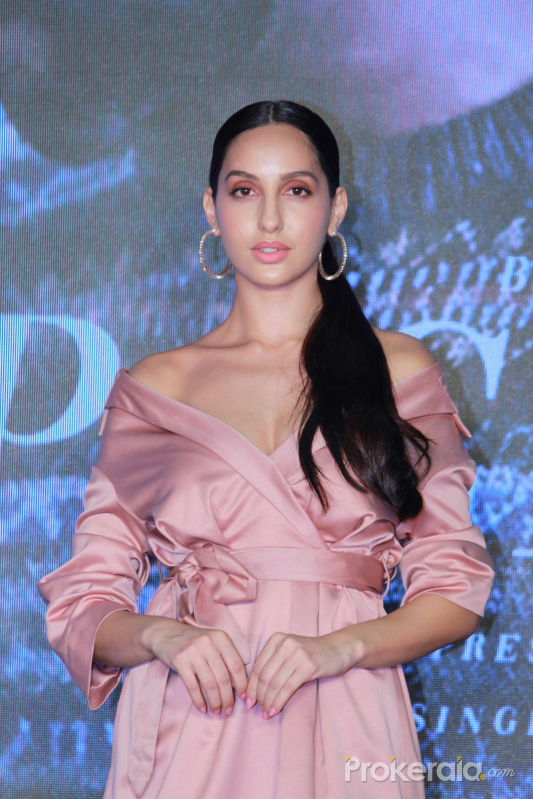 Nora Fatehi Celebrate The Success Of Single Song Pachtaoge
