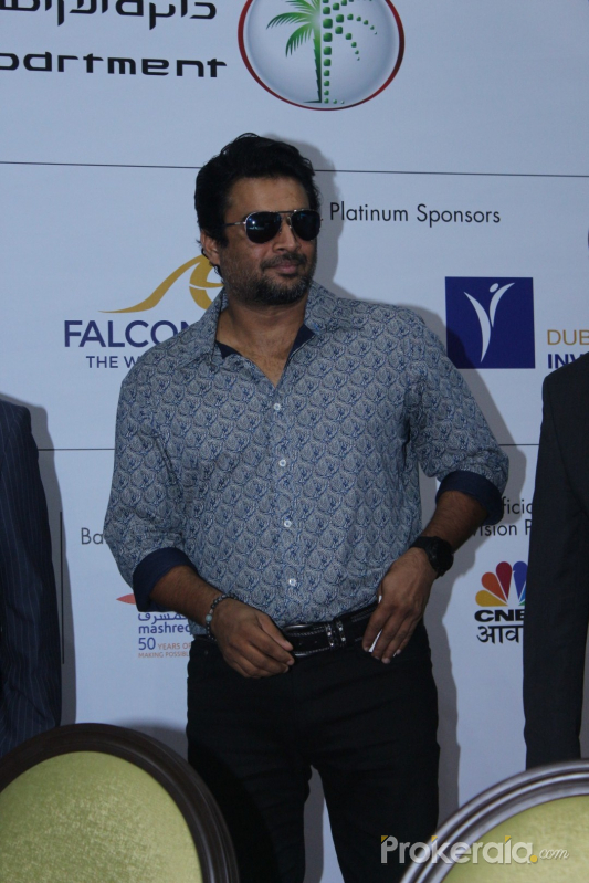 Opening Cermony and  Pc Of Dubai Property Show With R. Madhavan