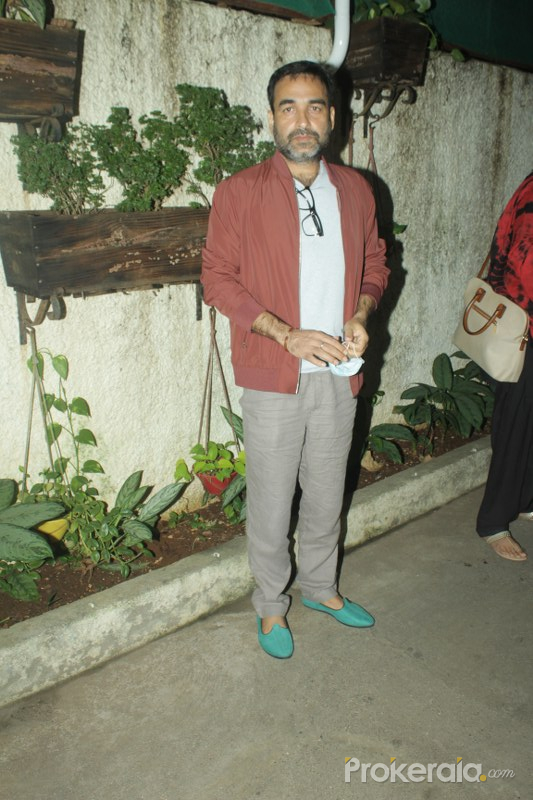 Pankaj Tripathi At Special Screening Of Kaagaz