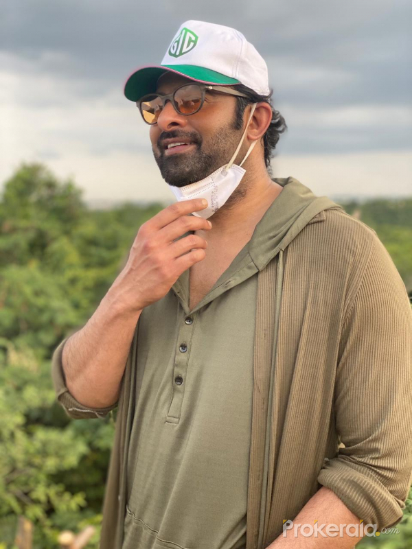 Actor Prabhas Adoption of Reserve Forest