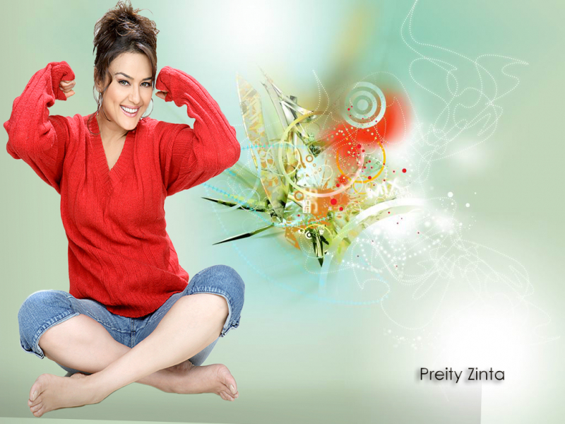 Preity Zinta Wallpaper #2