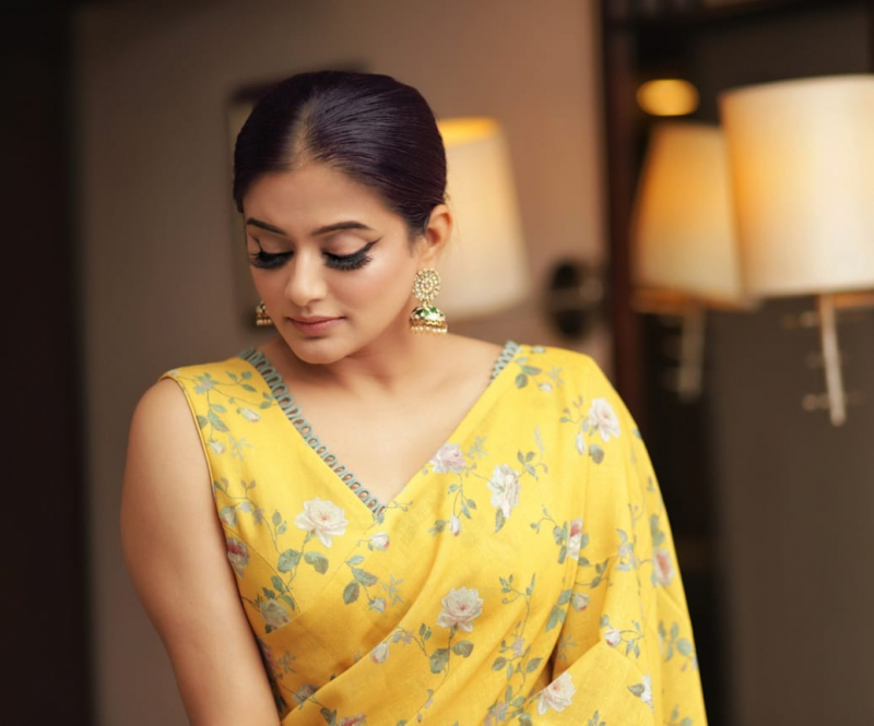 Priyamani new photos from The Family Man