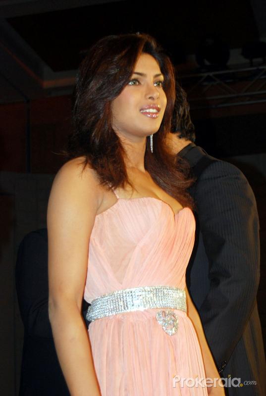Priyanka Chopra in lux ambassador function Photo