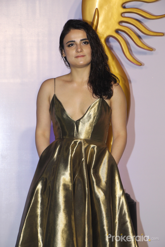 Radhika Madan at Green Carpet of IIFA