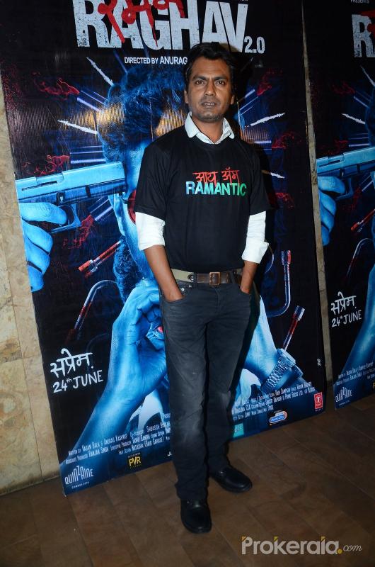 Raghav 2.0 movie Screening