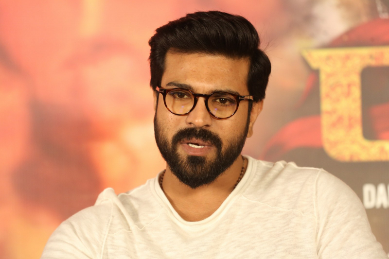 Ram Charan Interview pic