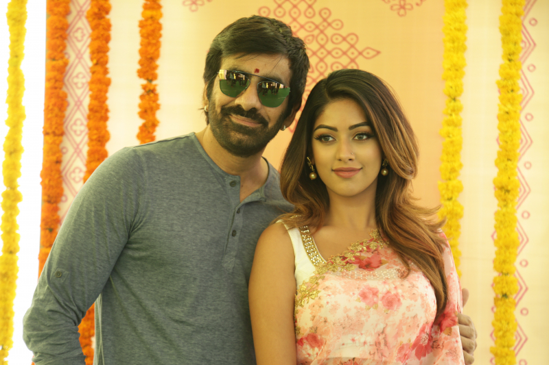 Ravi Teja, Anu Emmanuel Movie Makers Production No 6 Amar Akbar Anthony Launched